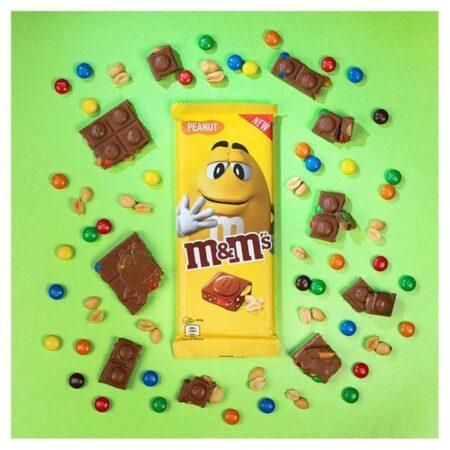 mms peanut bar