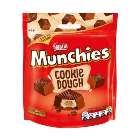 nestle munchies cookie dough g