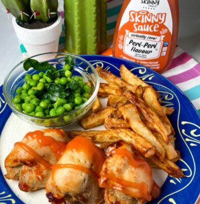 peri peri hot sauce notguilty virtually zero sugar free sauce the skinny food co 425ml 2