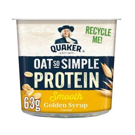 quaker golden syrup 63g