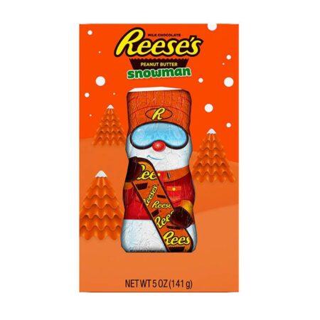 reeeses peanut butter snowman 141g