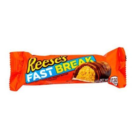 reeses fast break 51g