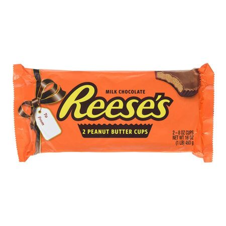 reeses giant peanut butter cups 453g