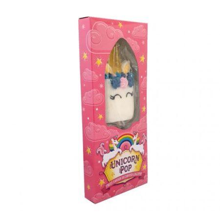 rose unicorn pop lollipop 90g