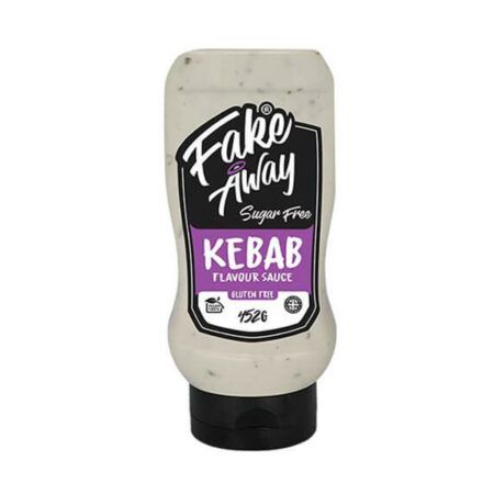 skinny food Fake Away Kebab Sauce g