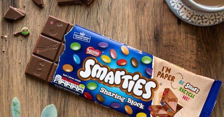 smarties sharing block 2