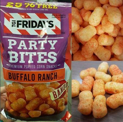 tgi fridays party bites buffalo ranch 92