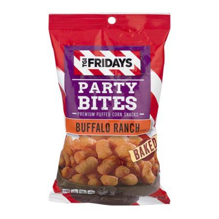 tgi fridays party bites buffalo ranch 92.1g