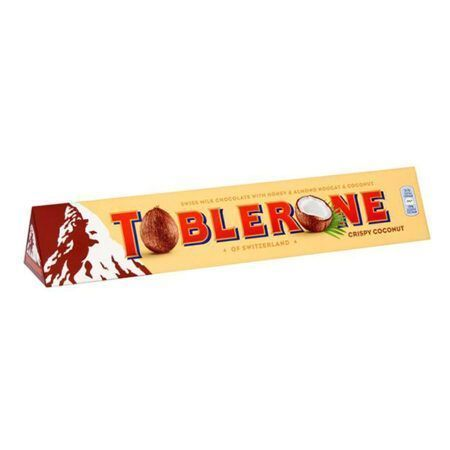 toblerone milk chocolate g
