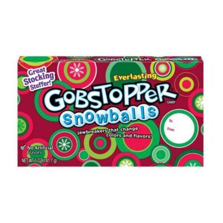 wonka everlasting gobstopper snowballs 141g