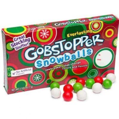 wonka gobstopper snowballs 141g 2