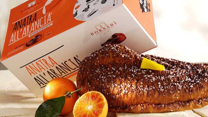 Borsari Anatra allArancia 750 gr 2