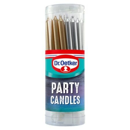 Dr. Oetker Party Candles 18s 2
