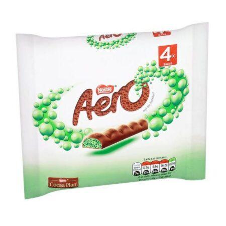 Nestle Aero bubbly Peppermint 108G