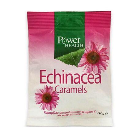 Power Health Echinacea Caramels Τονώνει Την Άμυνα Του Οργανισμού g