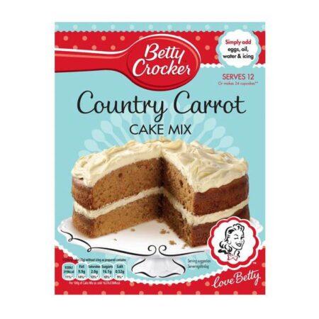 betty crocker country carrot g