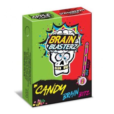 brain blasterz brain bitz apple strawberry 45g