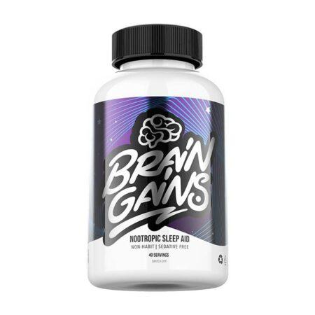 brain gains sleep aid  caps