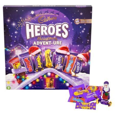 cadbury advent calendar 230g 2