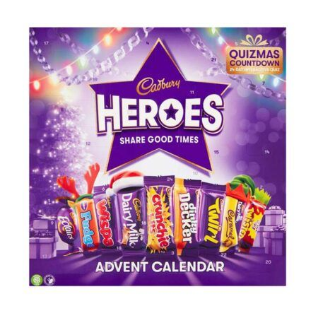 cadbury advent calendar 230g