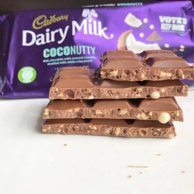 cadbury coconutty 105g 2