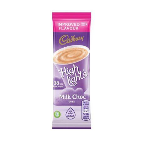cadbury highlights milk choc g