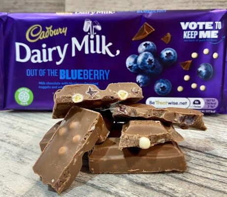 cadbury out of the blueberry 105g 2
