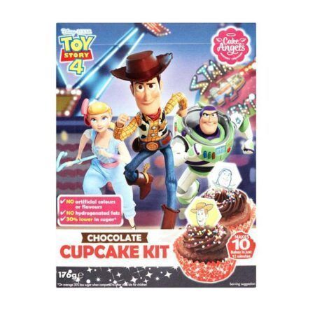 cake angels TOY STORY 4 cupcake kit
