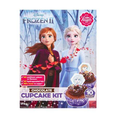 cake angels frozen 2 cupcake kit