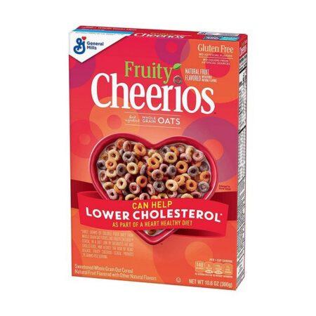 cherios milk