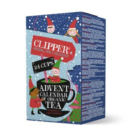 clipper advent calendar tea 1