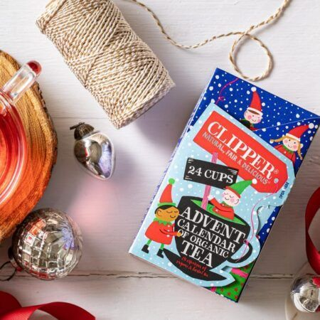 clipper advent calendar tea