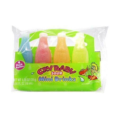 cry baby sour mini drinks 39g