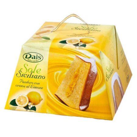 dais panettone lemon