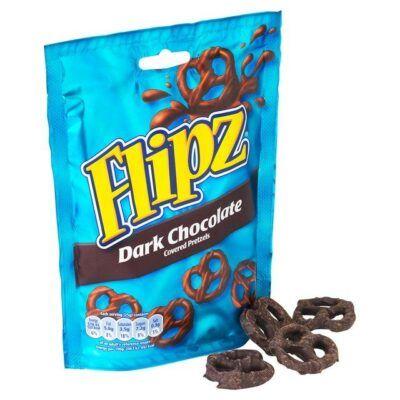 flipz dark chocolate pretzels 100g 2
