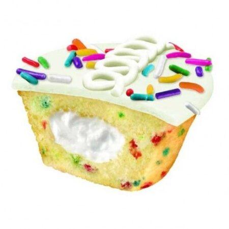 hostess birthday cupcakes 92g 2