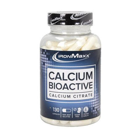 ironmaxx calcium bioactive  kapsules