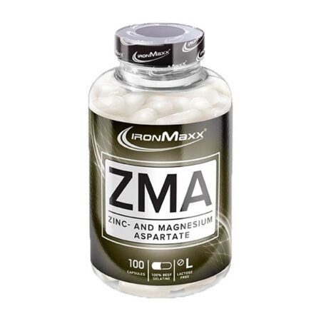 ironmaxx nutrition zma 100caps