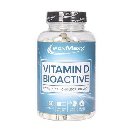 ironmaxx vitamin d bioactive  kapsoules