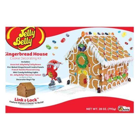 jelly belly xmas house