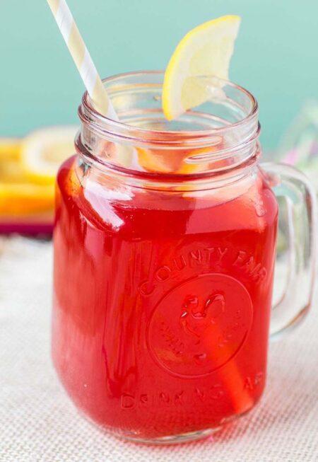 kool aid cherry drink mix tub 19oz 538g 2