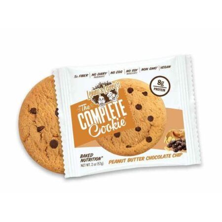 lenny larry s the complete cookie peanut butter chocolate chip 113g