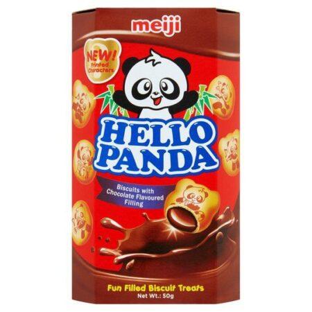 meiji hello panda chocolate g