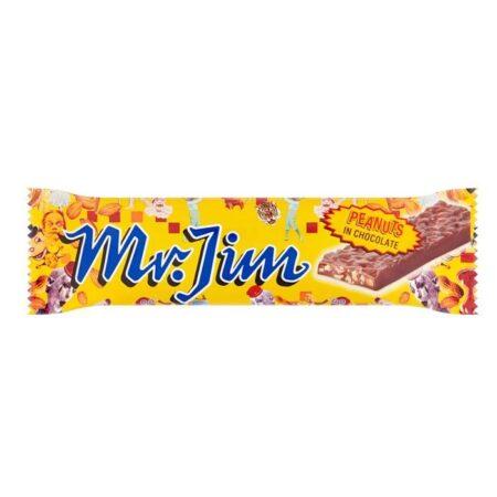 mr jim peanuts in chocolate
