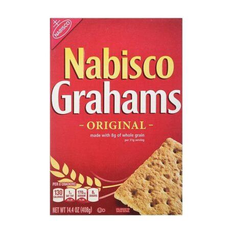 nabisco graham crackers g