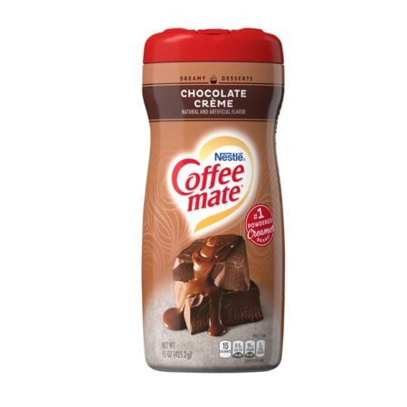 nestle coffee mate chocolate creme