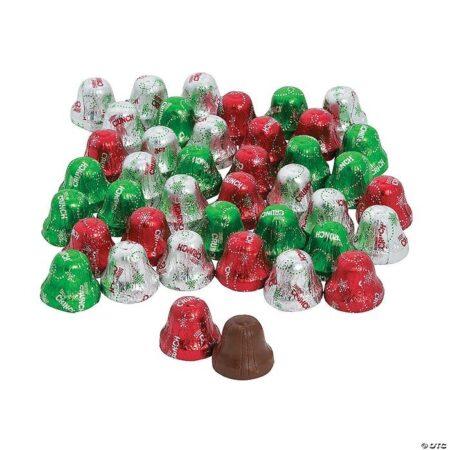 nestle crunch jingle bells chocolate candy