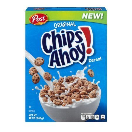 post chips ahoy 340g