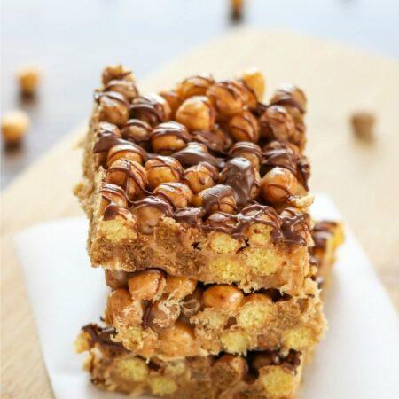reeses puffs treats cereal bar 0 85oz 24g 2