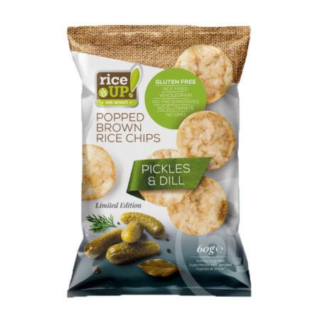 rice up pickles dill 60g